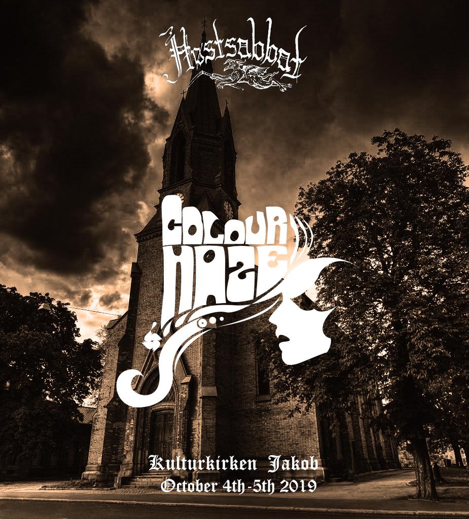 Colour Haze Oslo Høstsabbat Festival 2019 Stoner Doom Psych Sludge Prog