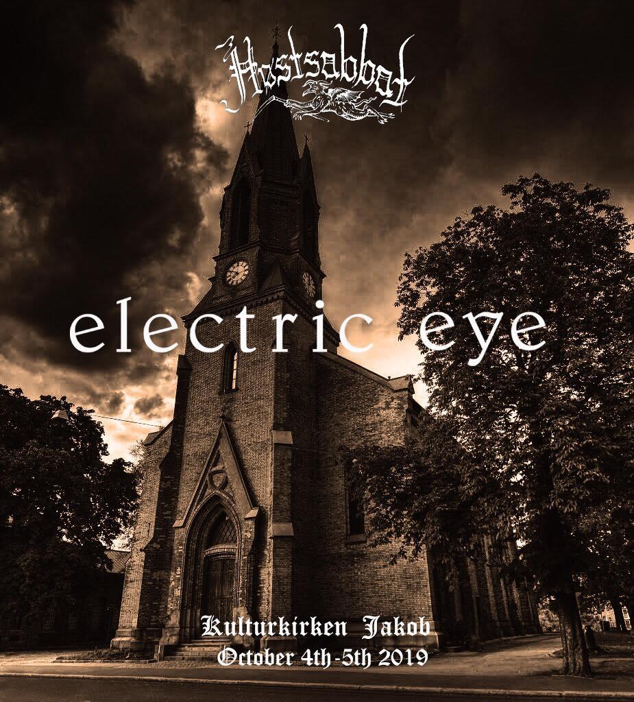 Høstsabbat Electric EYe