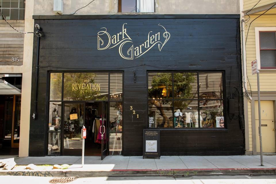 Dark Garden with Revelation in Fit - SAN FRANCISCO, CA321 Linden St., San Francisco, CA 94102