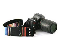 Camera Strap - Camera straps are a great hands-free way to carry your camera without having to worry about keeping it in a bag. These straps are soft and extra comfortable.