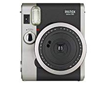 InstaX Instant Film Camera - Remember polaroid cameras? The Instax does the same thing, it prints your photos out for you one by one as you take them. They're a lot of fun to make keepsakes of trips or time with friends and family. It's great to have for tangible memories that don't live on a screen.