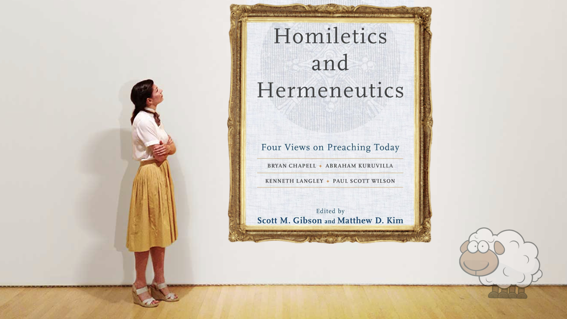 Gibson, Scott M. and Matthew D. Kim, eds.   Homiletics and Hermeneutics: Four Views on Preaching Today   .  Grand Rapids, MI: Baker Academic, 2018, 163 pp. $27.49.