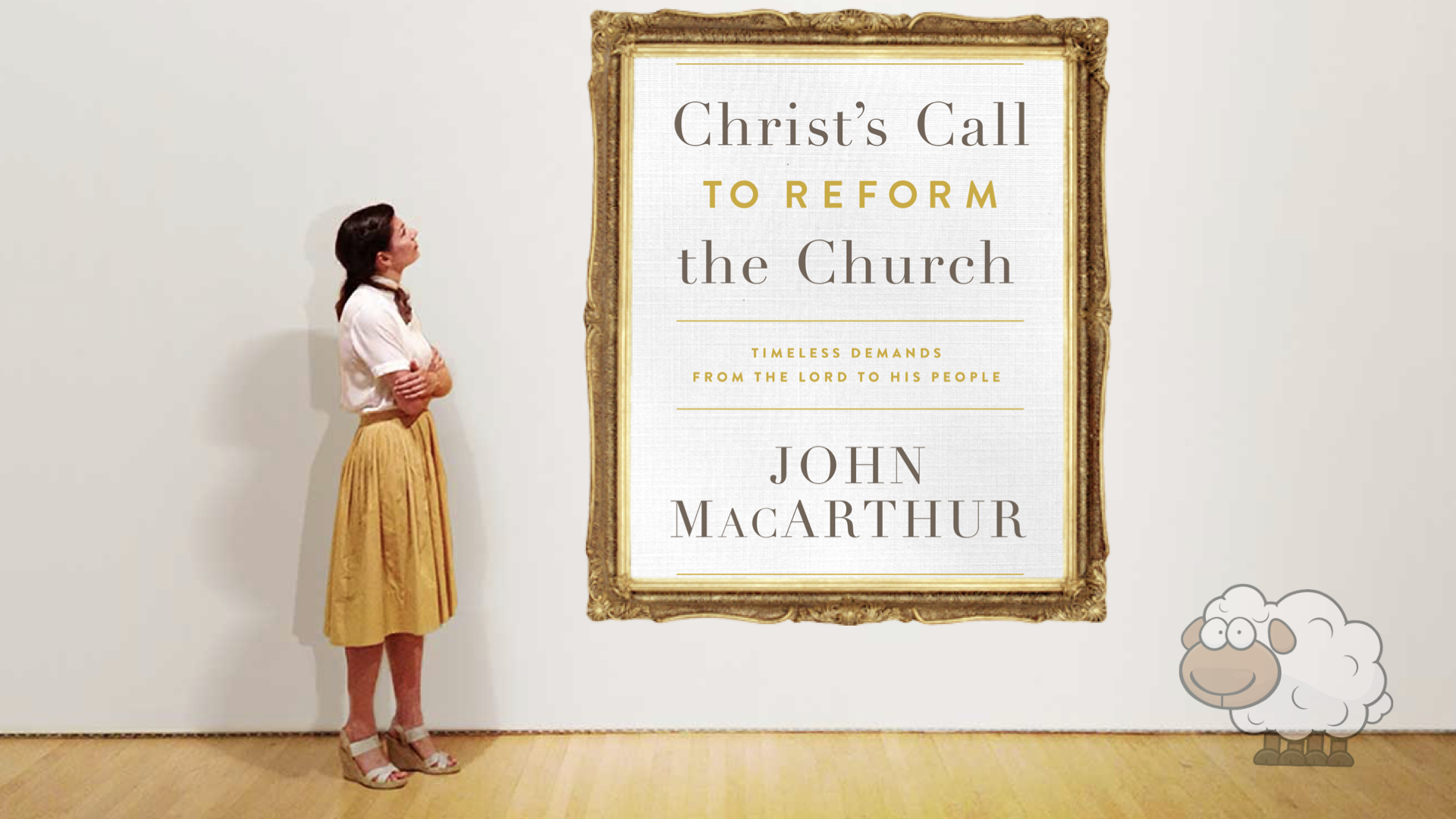 John MacArthur.   Christ's Call to Reform the Church: Timeless Demands from the Lord to His People   .  Chicago, IL: Moody Publishers, 2018, 199 pp. $24.67.