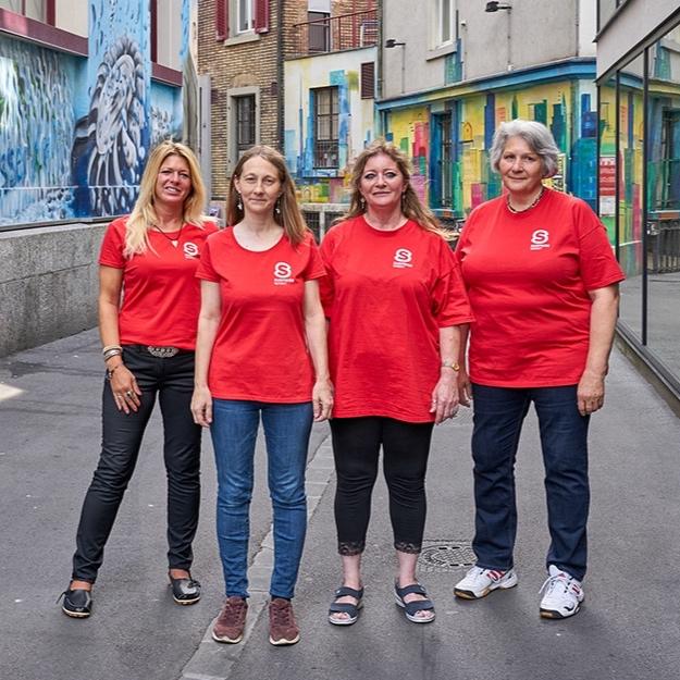 Surprise Stadtführerinnen