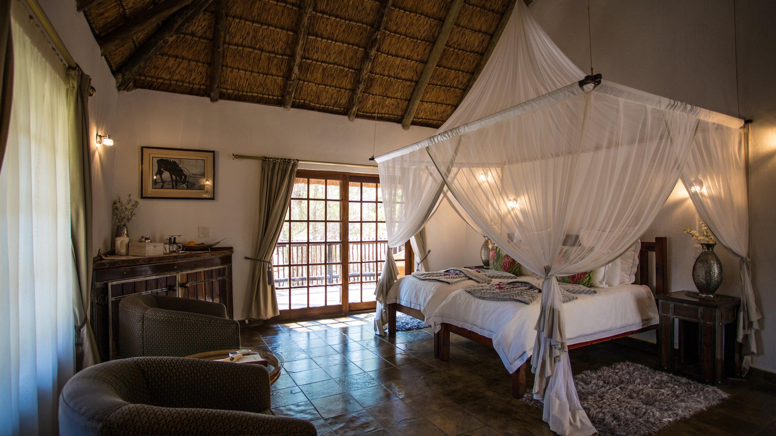 Lion Lodge Suite