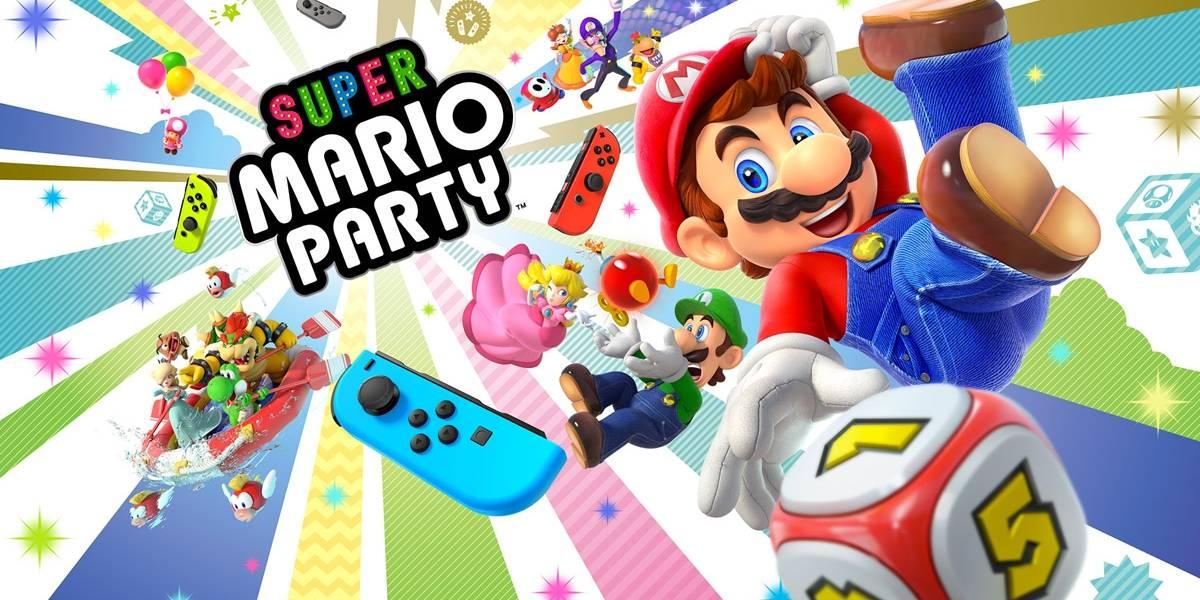 Super Mario Party: el juego
