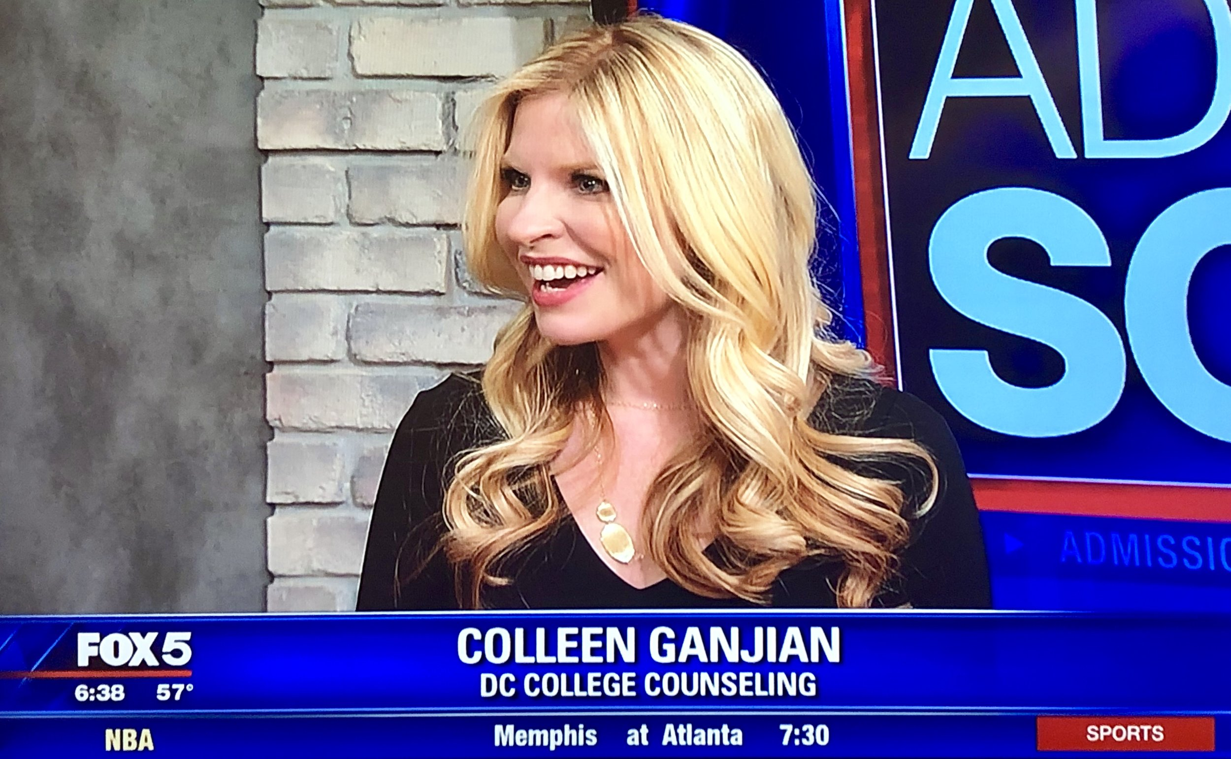 Colleen Ganjian College Admissions Consultant News
