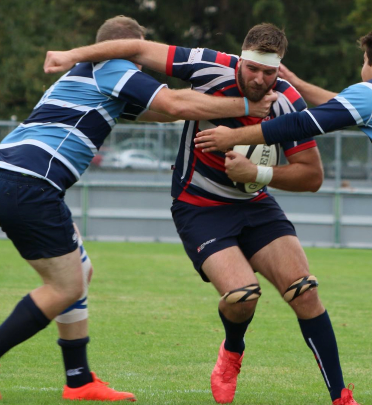 Christian Hill -Tropicoo's Founder - Born in Edmonton, AB. Bayside & Kelowna Crows RFC player. Coach for TORA U18, Aberdeen Hall, UBCO Women and Interior BC Academy. IRB Level 2 Coach.