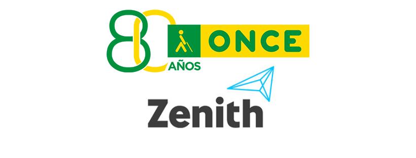 La ONCE ha adjudicado a Zenith Media su cuenta de medios - 22/11/2018. LaPublicidad. La ONCE ha adjudicado a Zenith Media su cuenta de medios tras la celebración de un concurso en el que han participado 5 agencias: Arena Media, Carat, Mindshare, OMD Y Zenith.Durante los últimos 9 años la ONCE ha contado con los servicios de Carat España, con quien ha trabajado en la gestión de medios de las campañas realizadas para el Grupo Social ONCE.