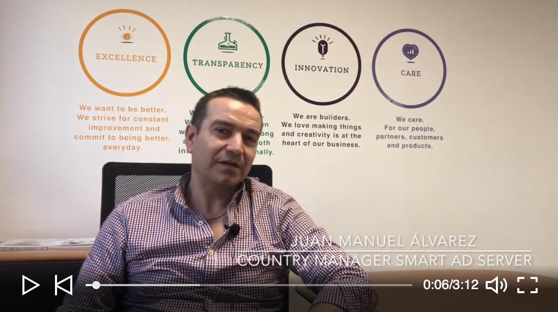 Esta semana en FaqFraud… - Hablamos con Juan Manuel Alvarez Country Manager de Smart+ para comentarnos no solo cómo se aborda el problema de AdFraud en el lado publisher sino también en el lado demanda.