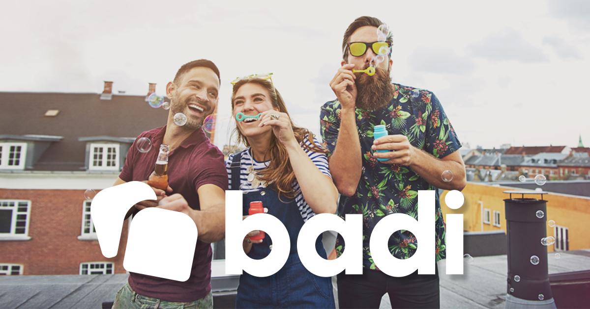 Badi cierra una ronda de financiación de Series B de 30M$ liderada por Goodwater - 10/1/2019. Badi, la app líder de alquiler de habitaciones a largo plazo y búsqueda del compañero de piso perfecto, ha anunciado hoy la Serie B de 30 millones de dólares liderada por Goodwater Capital, la primera inversión del fondo estadounidense en una empresa española tras anteriormente financiar compañías como Spotify, Twitter y Facebook. Con esta nueva ronda, badi eleva su financiación a 45 millones de dólares.