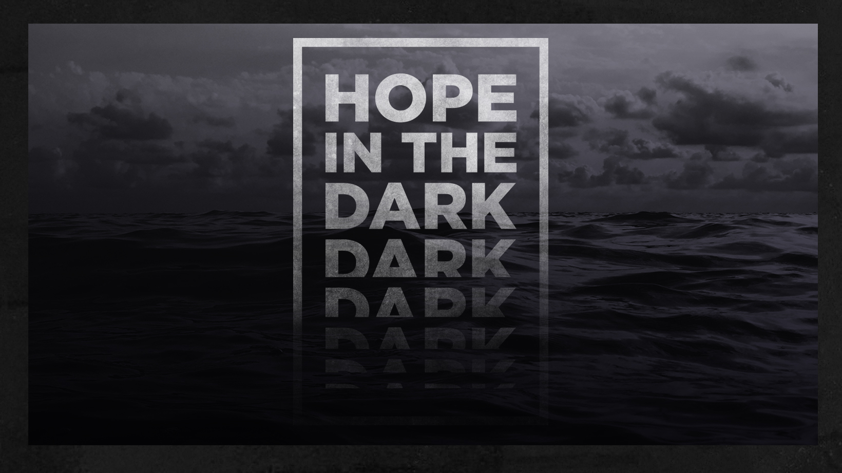 Hope in the Dark Reading Plan -
