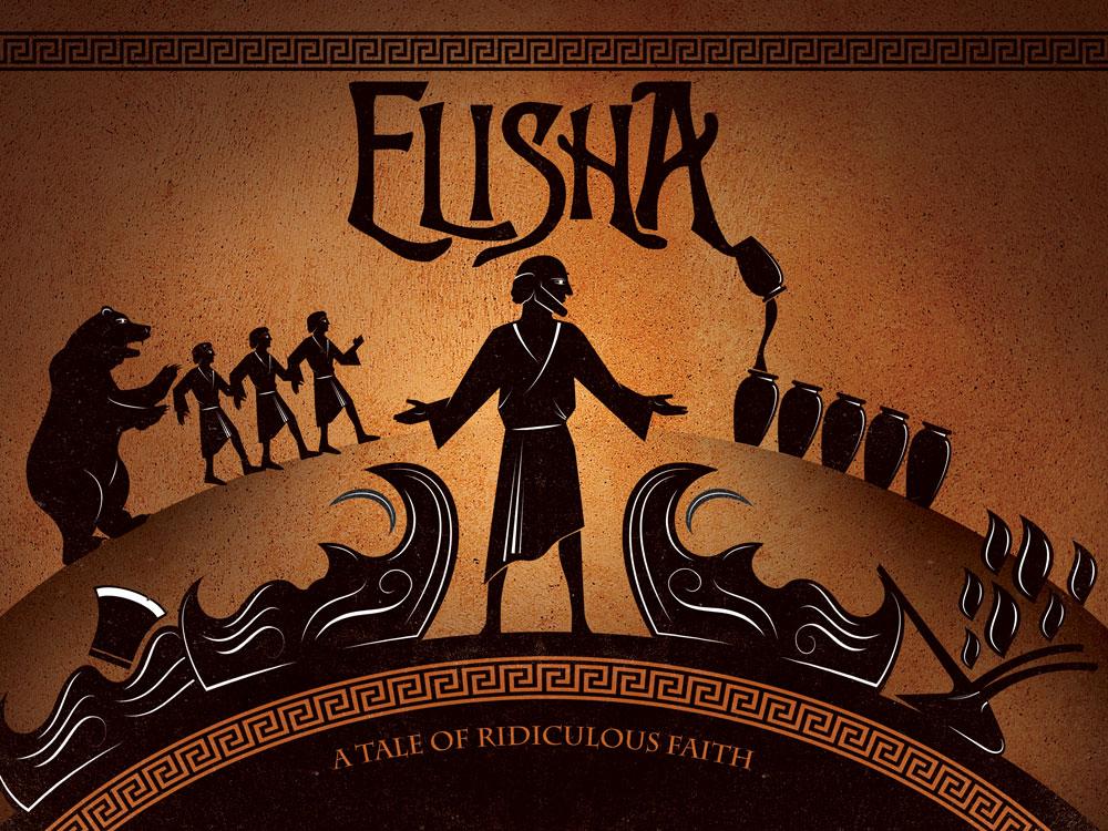 Elisha Reading Plan -