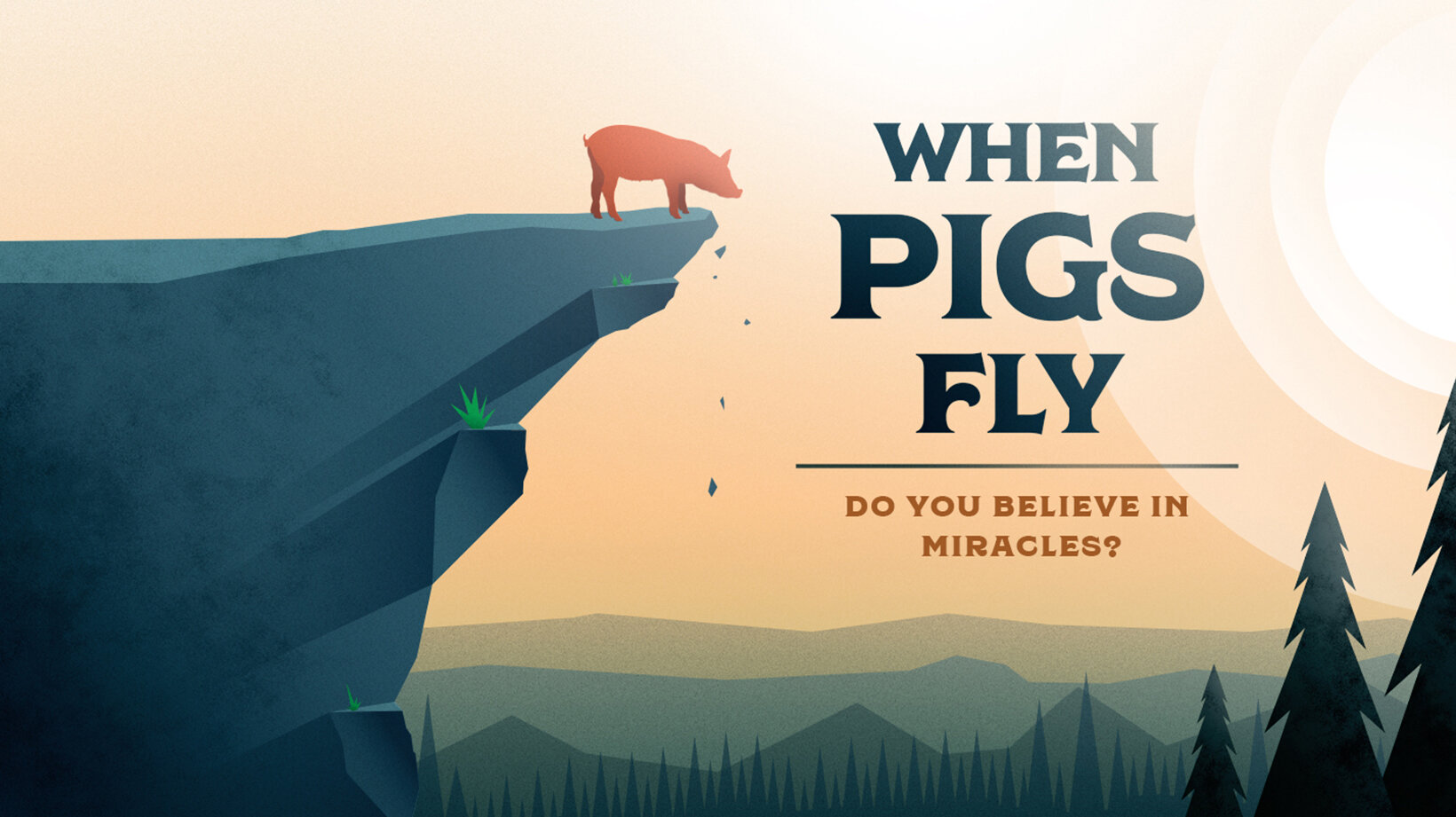 When Pigs FlyReading Plan -