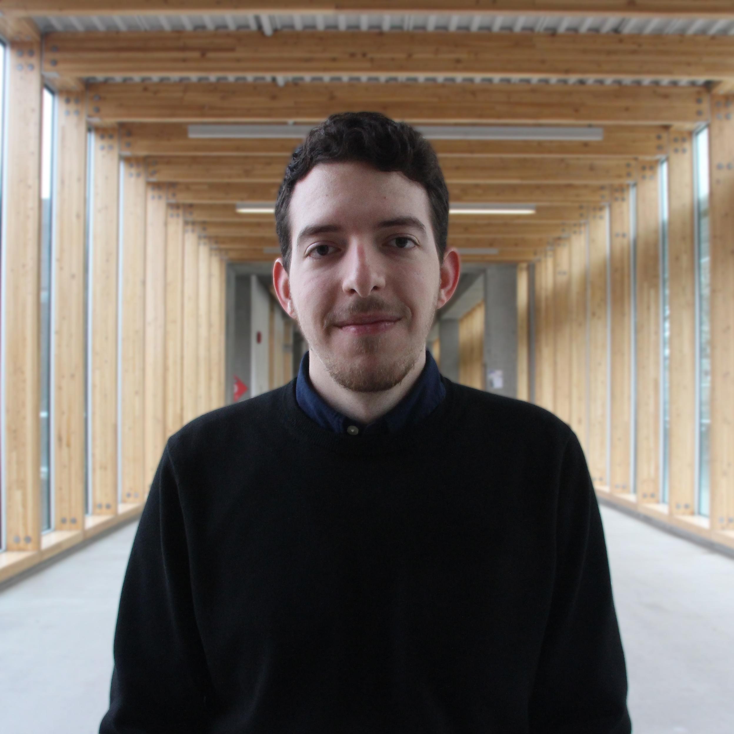 Sebastian Mora - Student Recruitment & Liaison