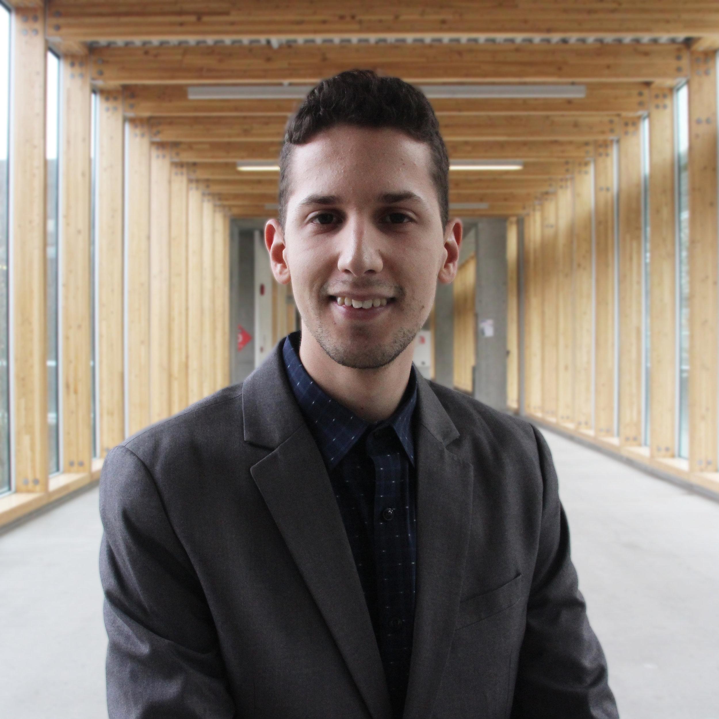 Nikola Surjanovic - Industry Partnership Coordinator
