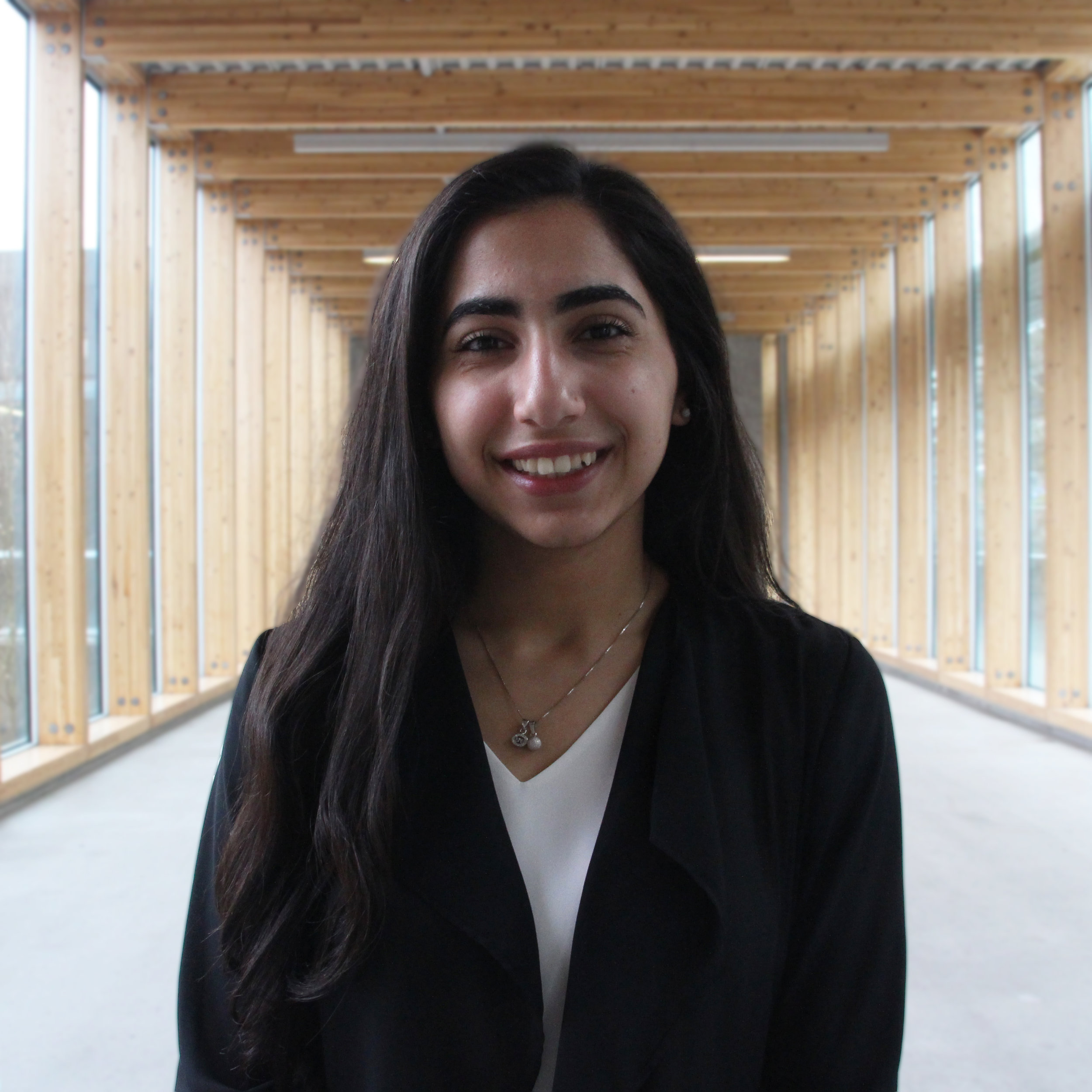 Maryam Labani - Volunteer Coordinator