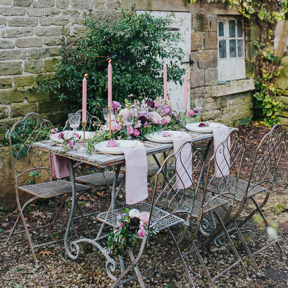 Leafy Couture - Yorkshire Wedding Florists - Floristry Clases - Floristry Courses - Flower Arranging Leeds Harrogate Yorkshire - Wedding tablecentre class 2.jpg