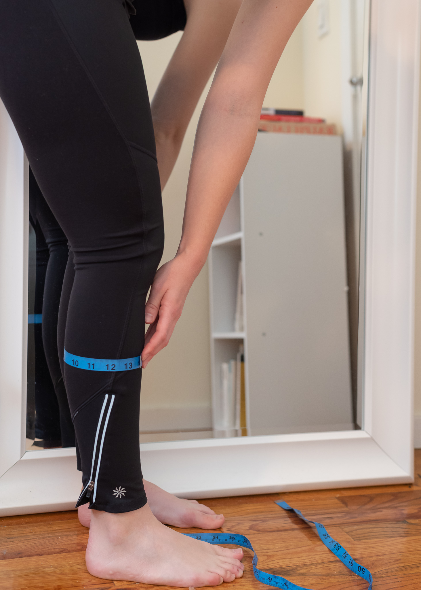 How to take your calf measurement