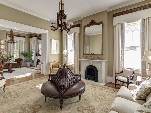 Join the fall Vicksburg Pilgrimage and tour the elegant Featherston- Magruder Estate this Sunday!