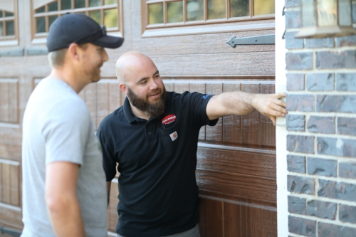 When you hire us, you know your garage door misalignment will be repaired by an expert and guaranteed!