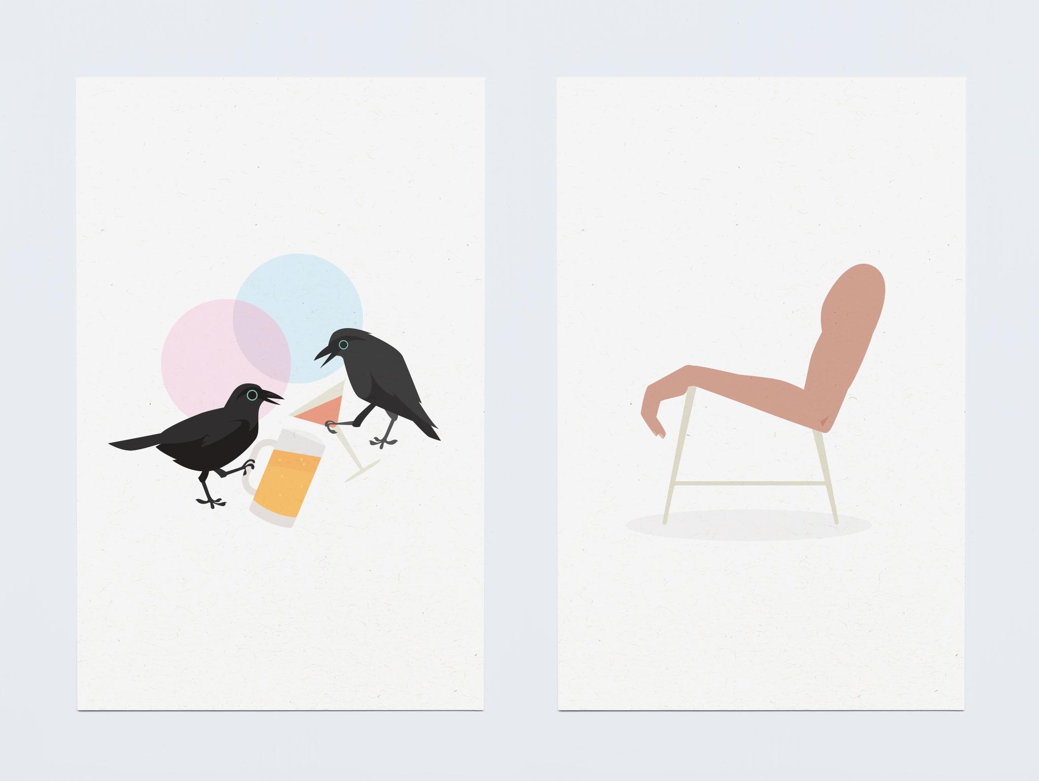 Crowbar & Armchair