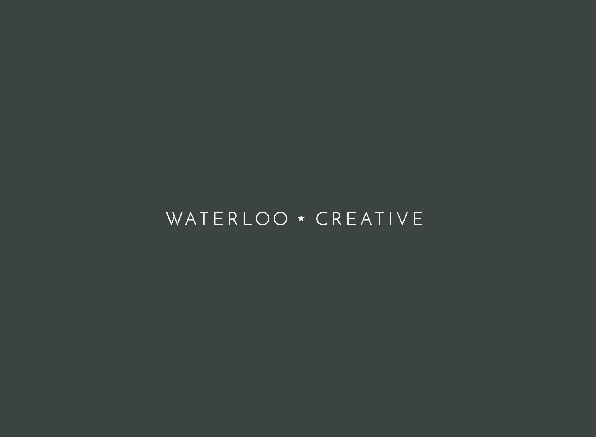 Waterloo Creative, Final