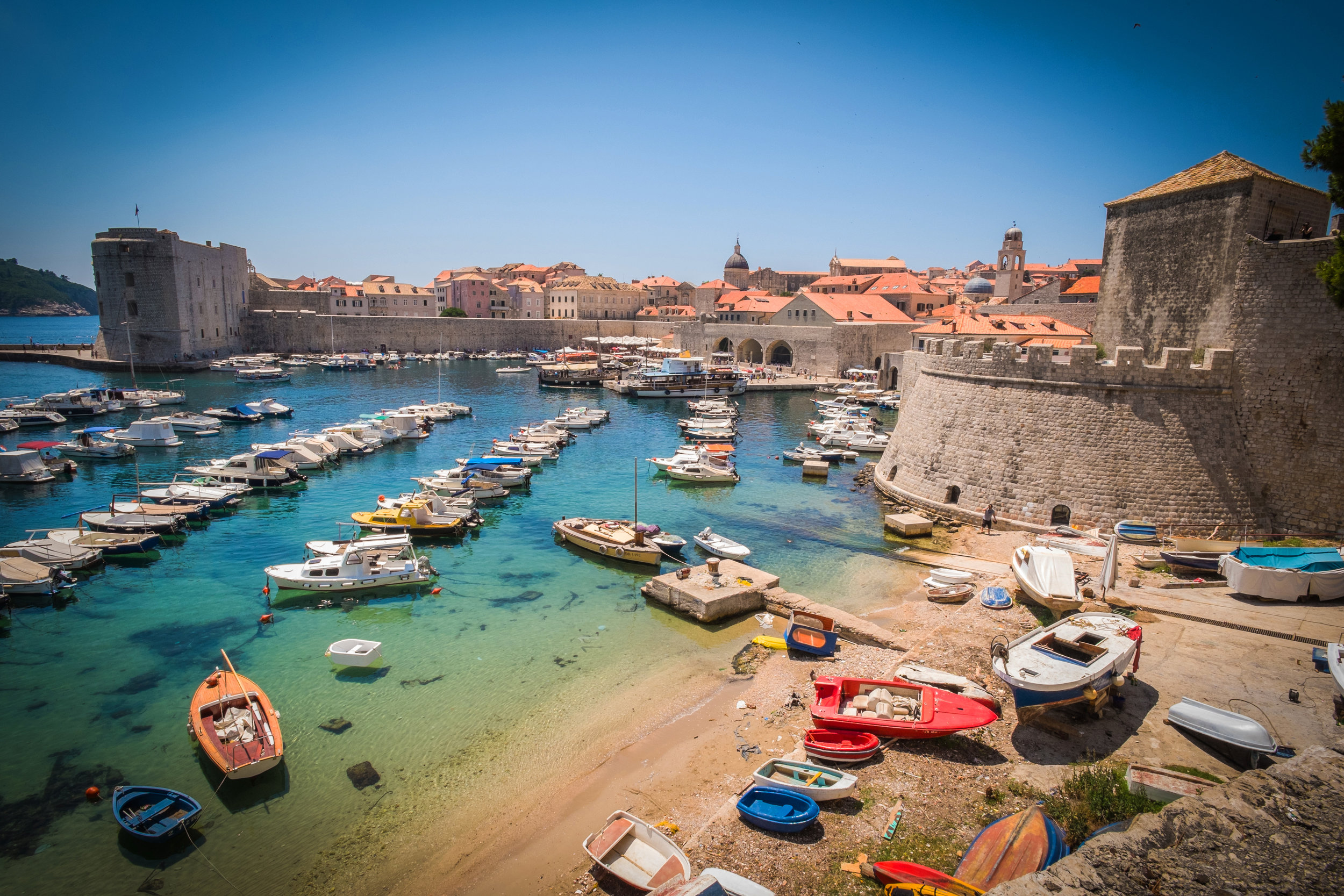 We'll be in Dubrovnik for a day… - Will you join us?