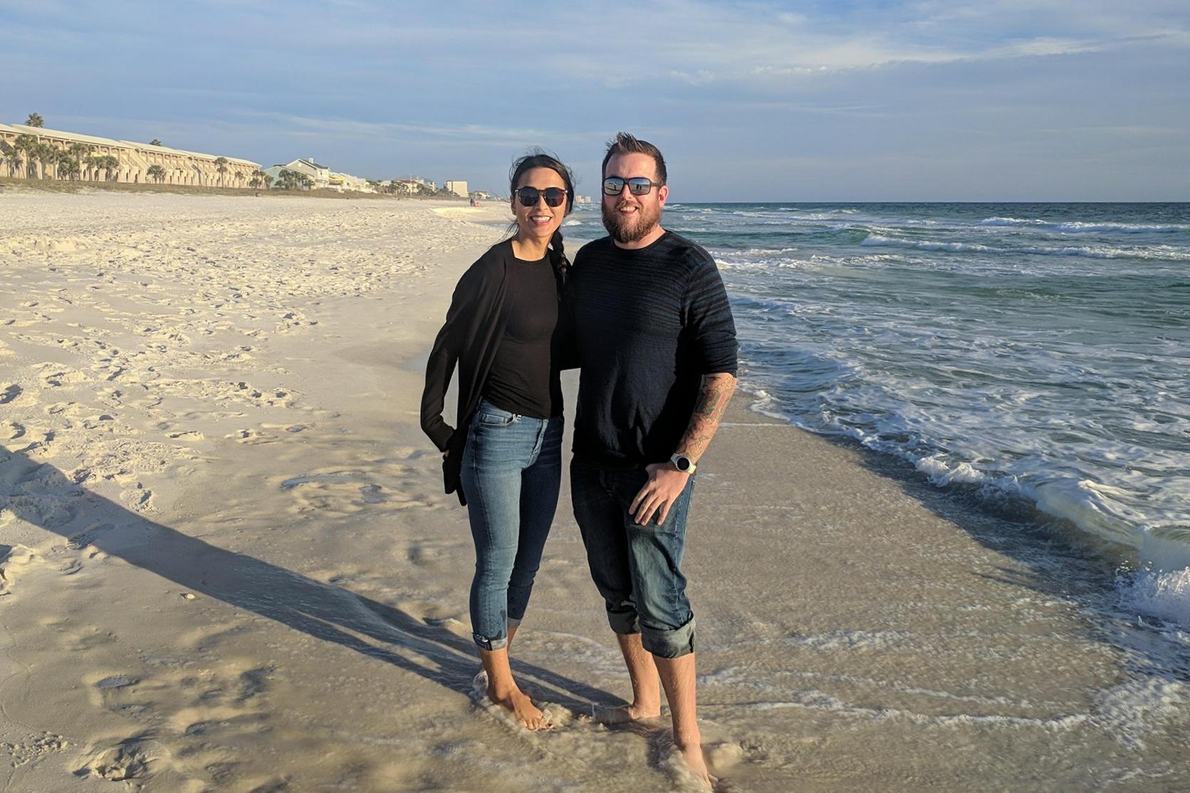 Panama City Beach, FL. Dec 2017
