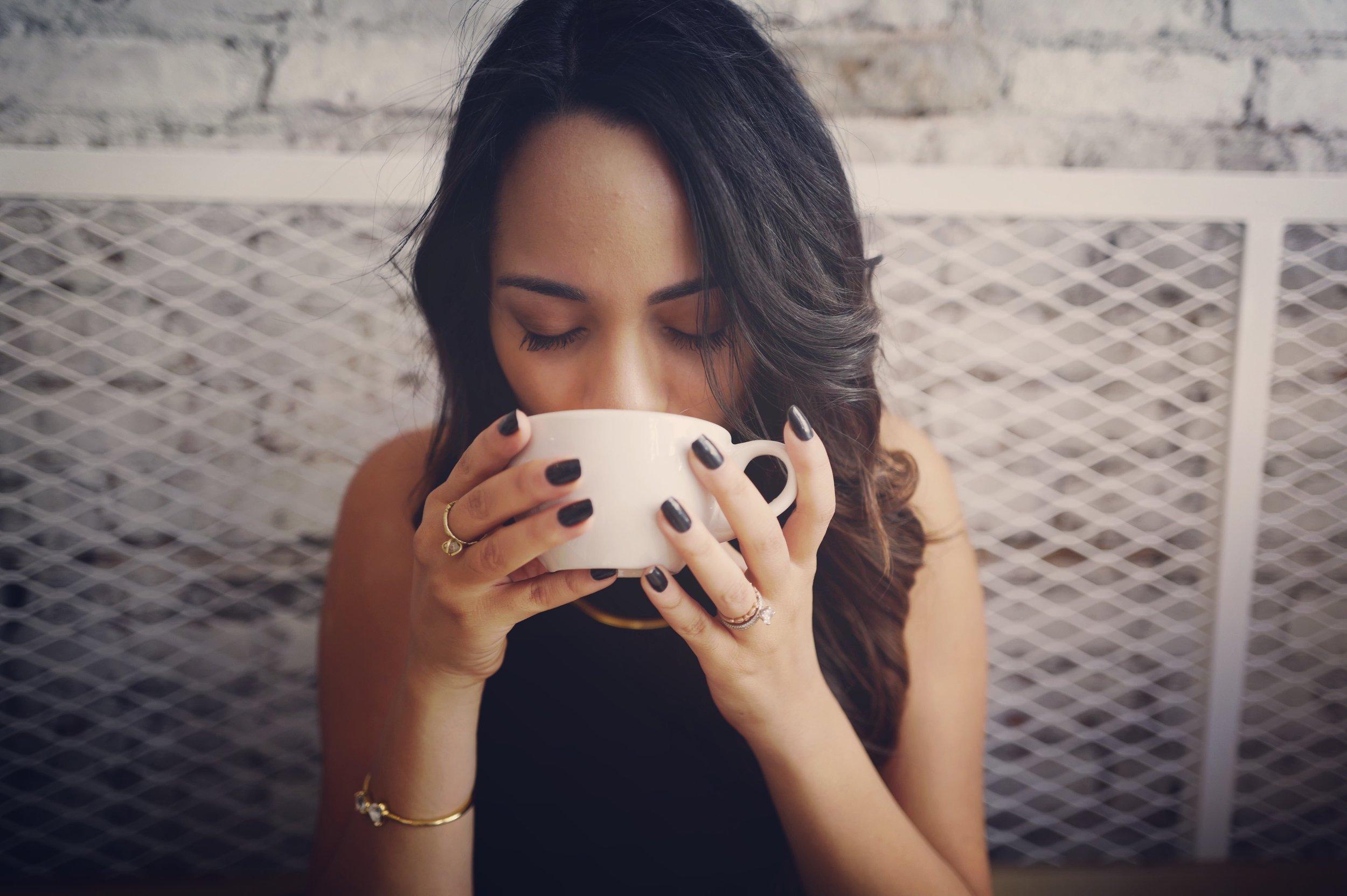 Mmm... Coffee