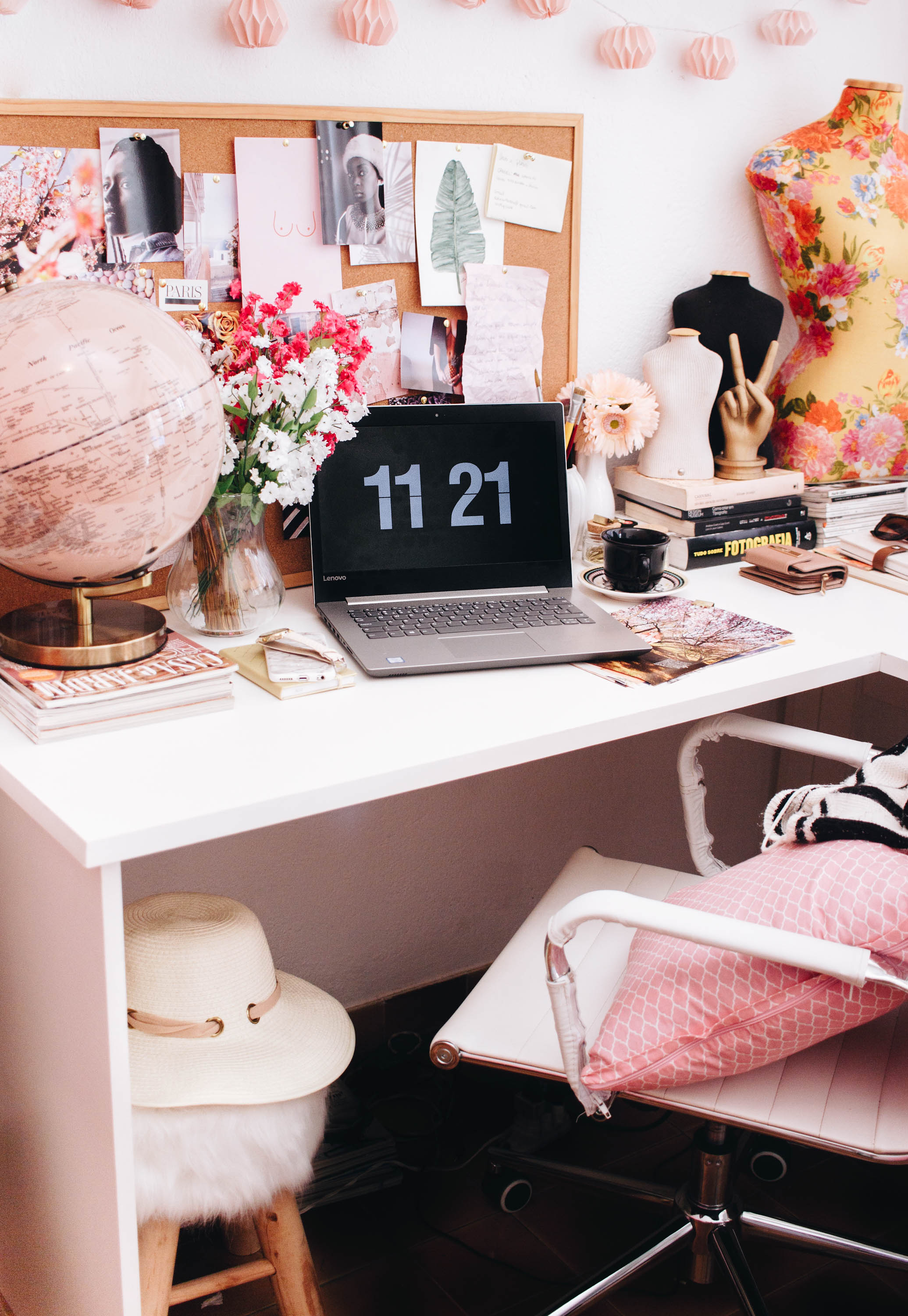 Lusting Over Pretty Workspaces