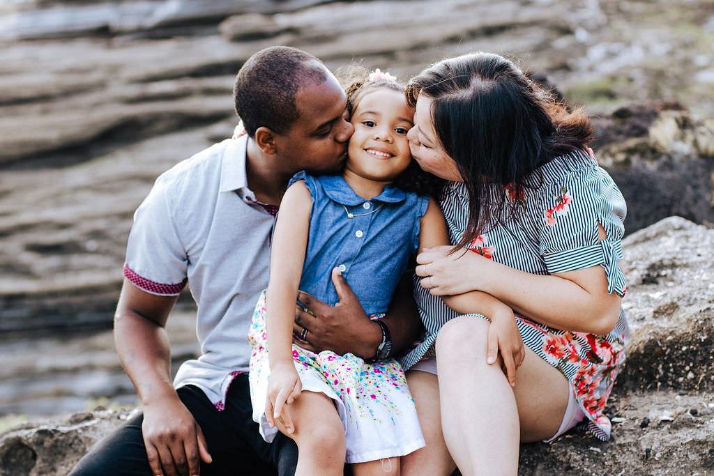 Jones Family - Lanai Lookout, HI