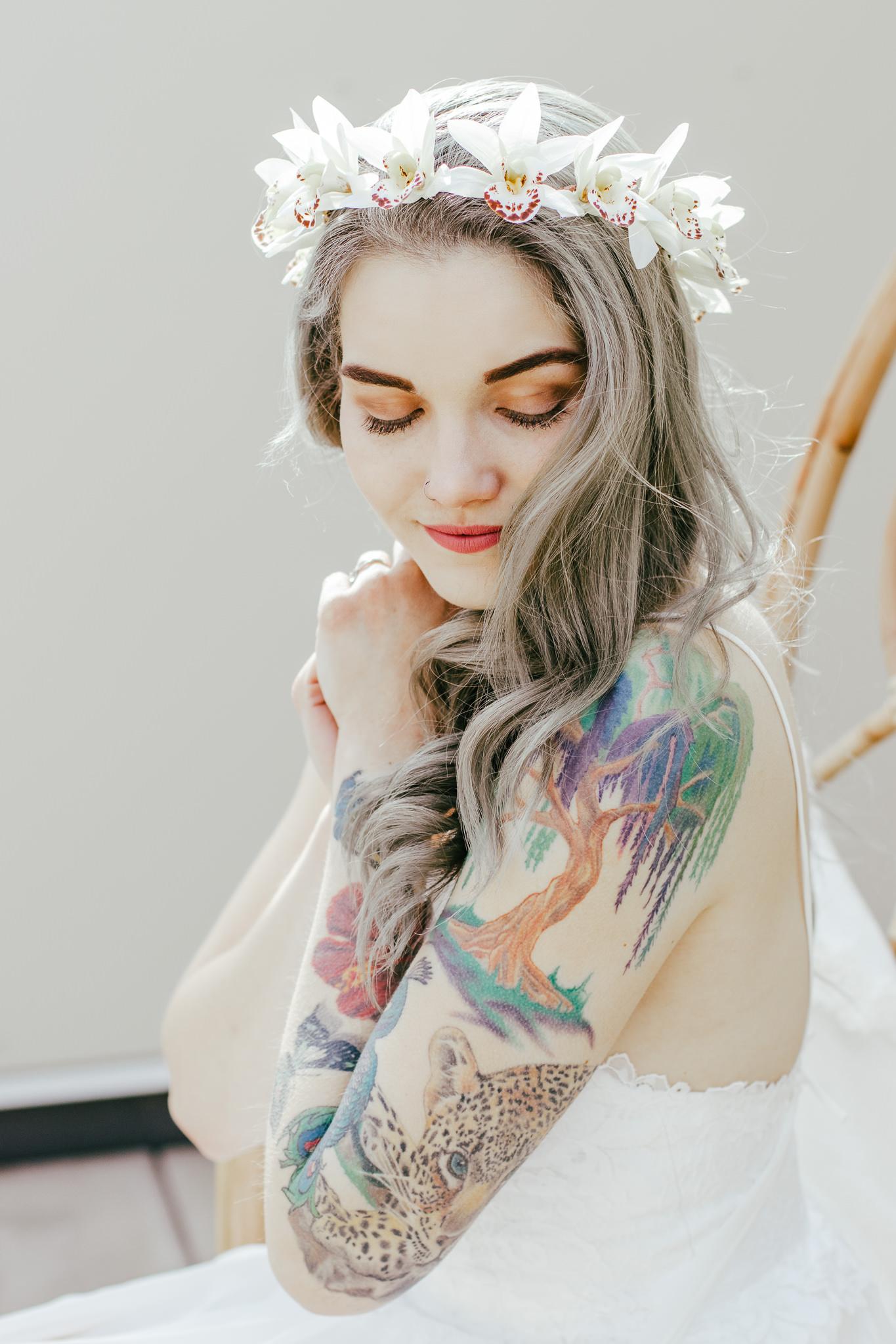 Samantha's bridal portraits - Hillsboro, OR