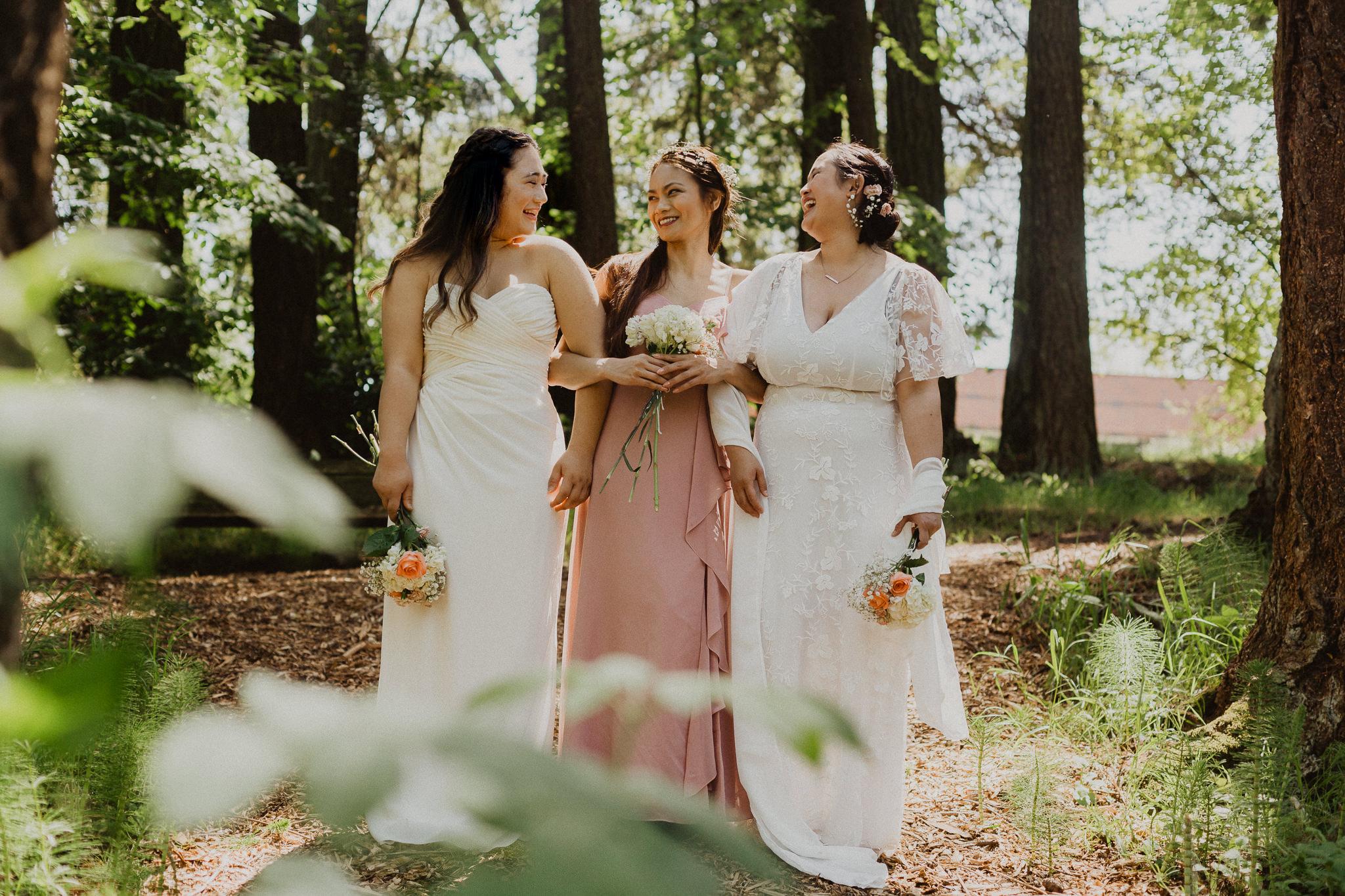 Dreamy Bridal Shoot - Hillsboro, OR