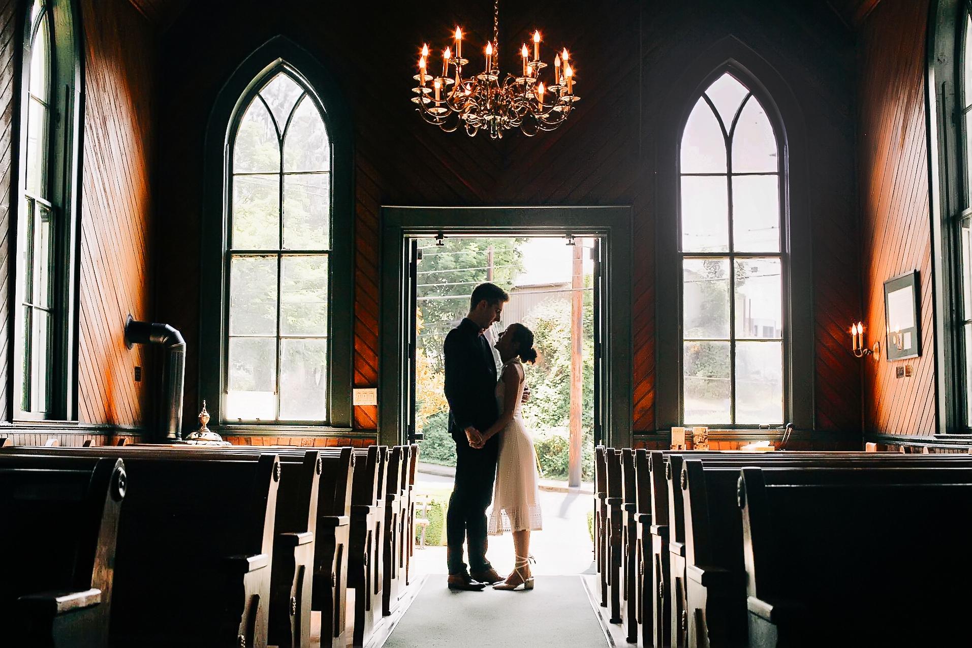 Jasmine + calen - Oaks Pioneer Church - Sherwood, OR