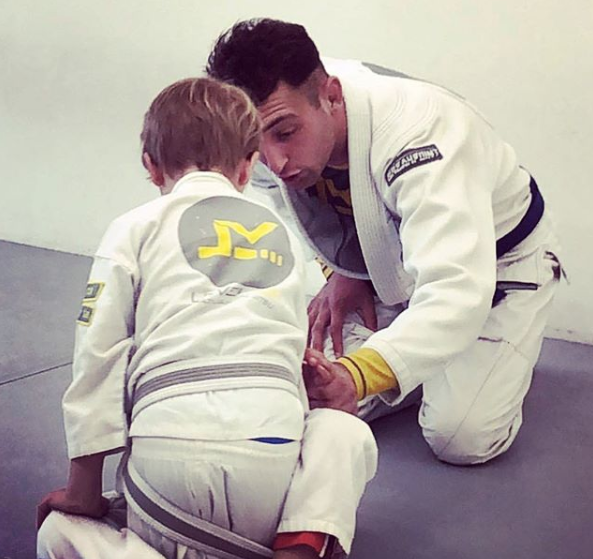 Kids Brazilian Jiu Jitsu for ages 2 - 14