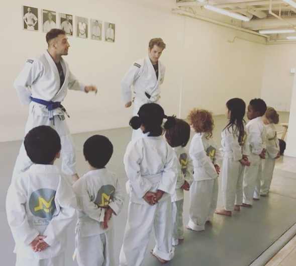 Children's Martial Arts & Life Skills Program