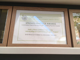 SPROuts Practice Awards - NSW Early Childhood Environmental Education Network