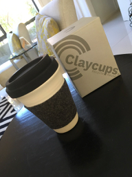 Claycups