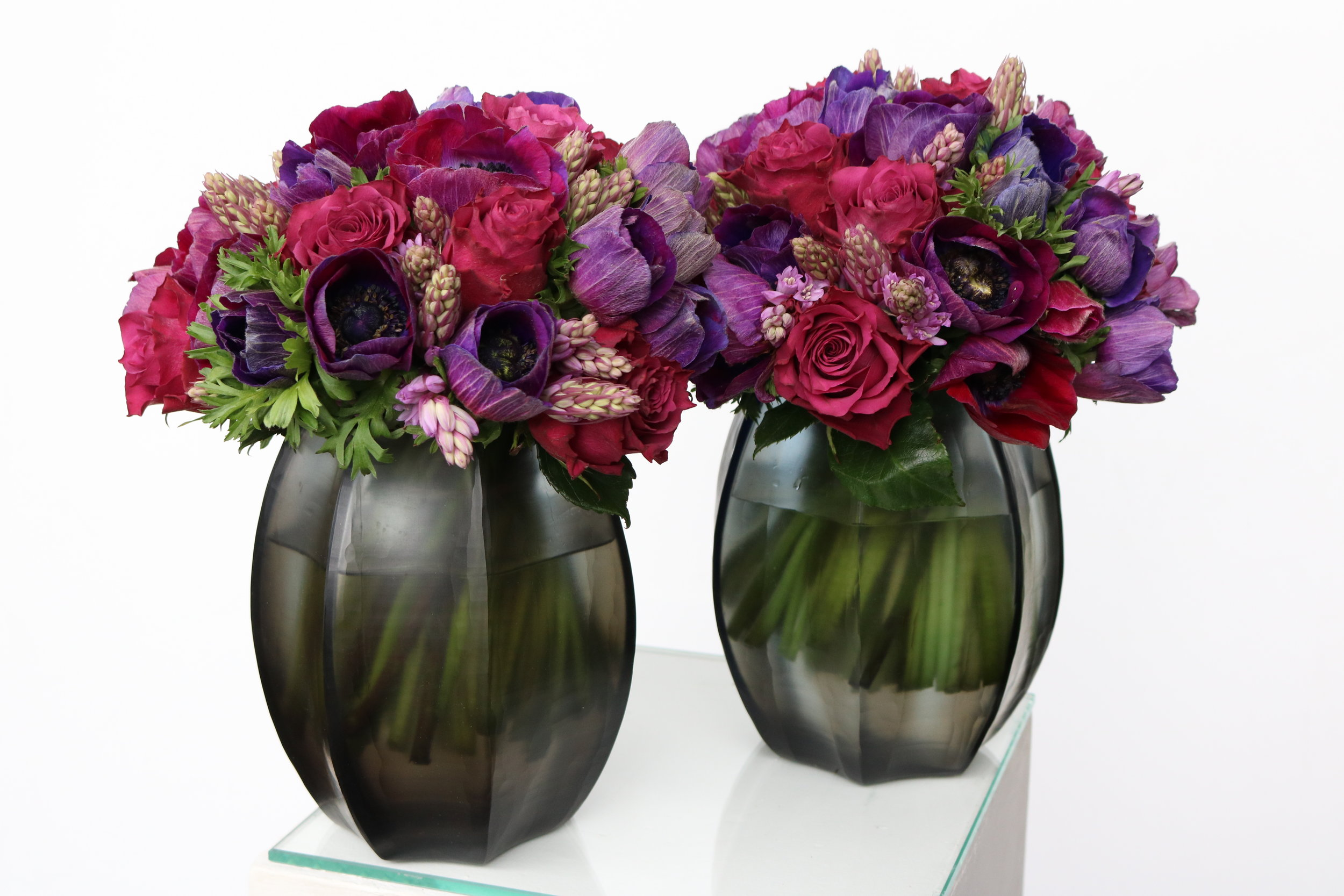 Pinstripes & Peonies - The Flower Market