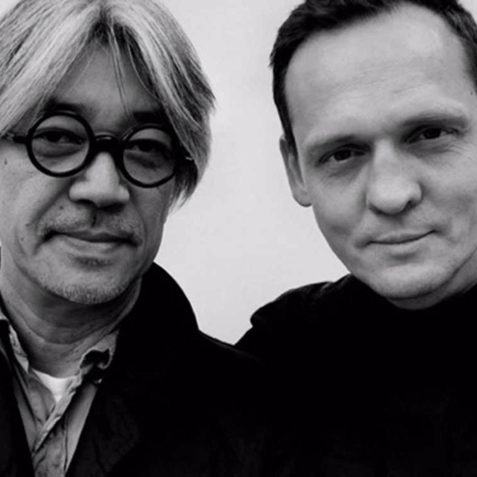 Alva Noto & Ryuichi Sakamoto - Music Composer
