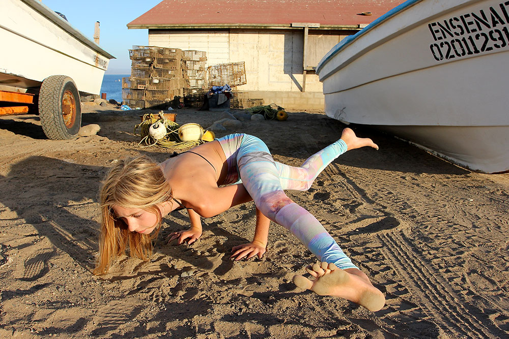 Jaysea, 12 years old   Yogi: Jaysea is the youngest certified yoga instructor in the USA.