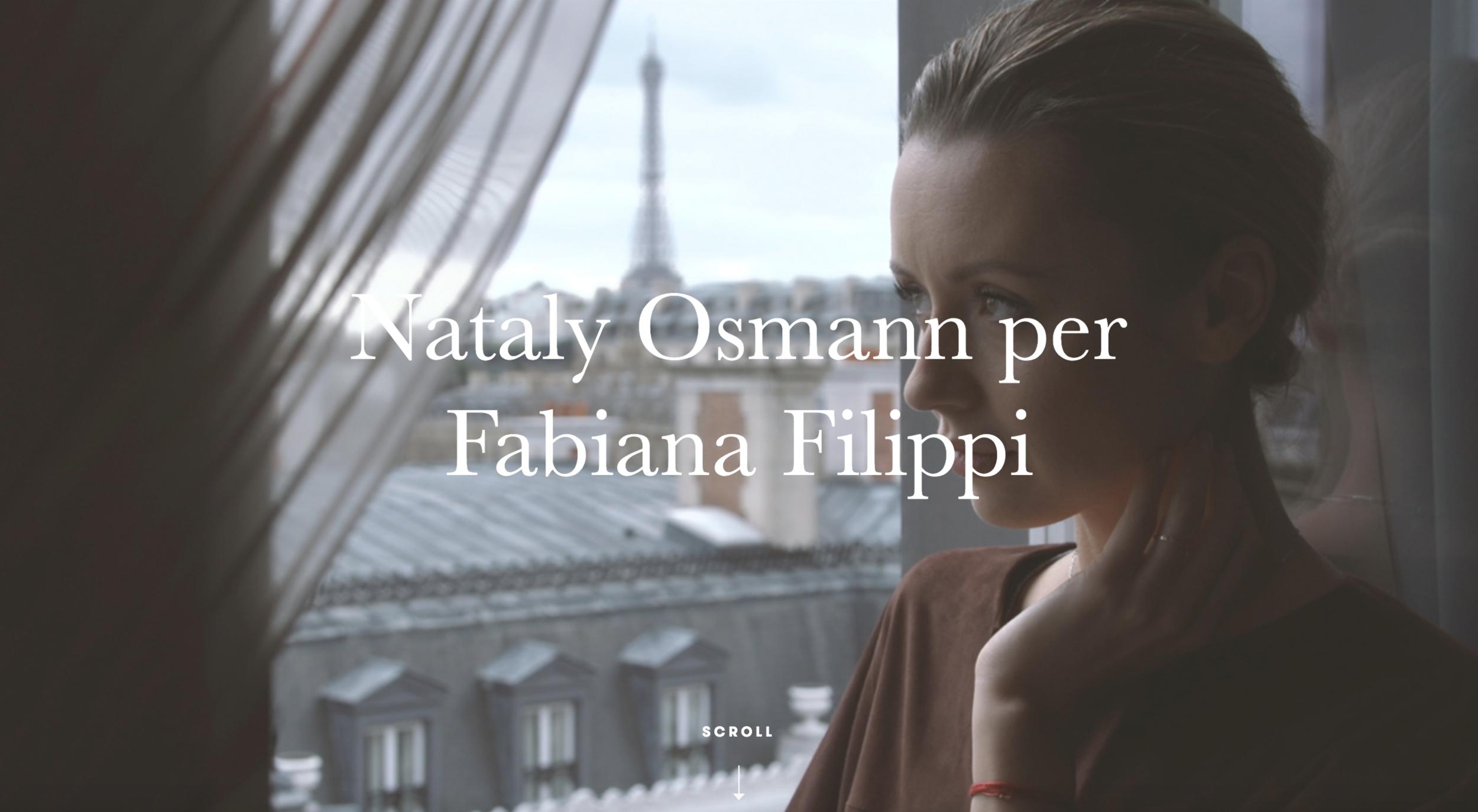 Fabiana Filippi x Vogue Italia