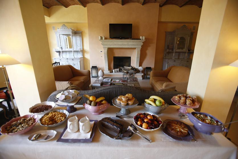 Italian Buffet Breakfast