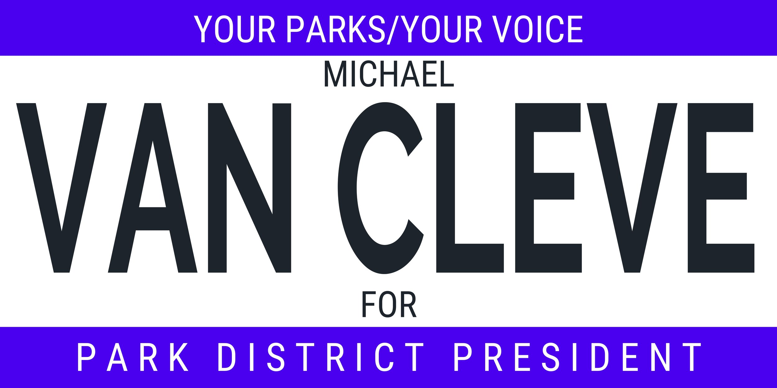 GET A YARD SIGN - Available Now!:A visible show of support in your neighborhood is a great conversation starter and goes a long way toward winning on April 2nd