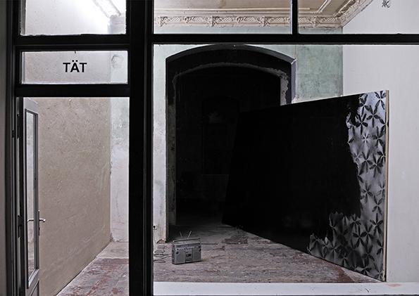 Ausstellungsraum TÄT, Berlin 2008 (mit Filip Caranica)