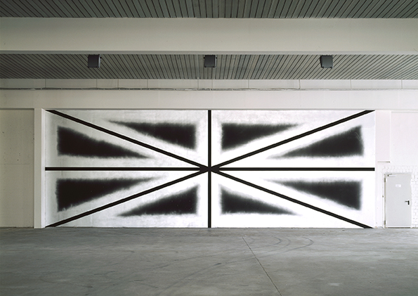 Autopilot, Gruppenausstellung Halle 29, Düsseldorf 2005