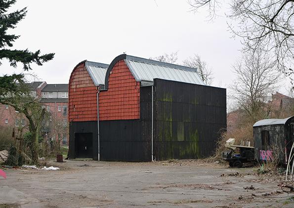 Thaumel ins All (Chorweiler Panorama), Köln 2012