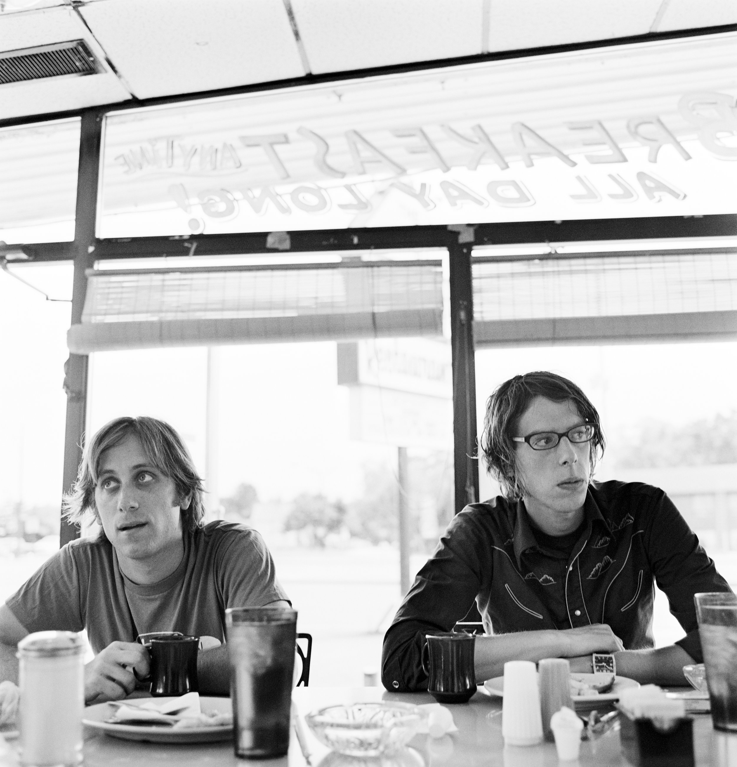 The Black Keys, Akron, 2004