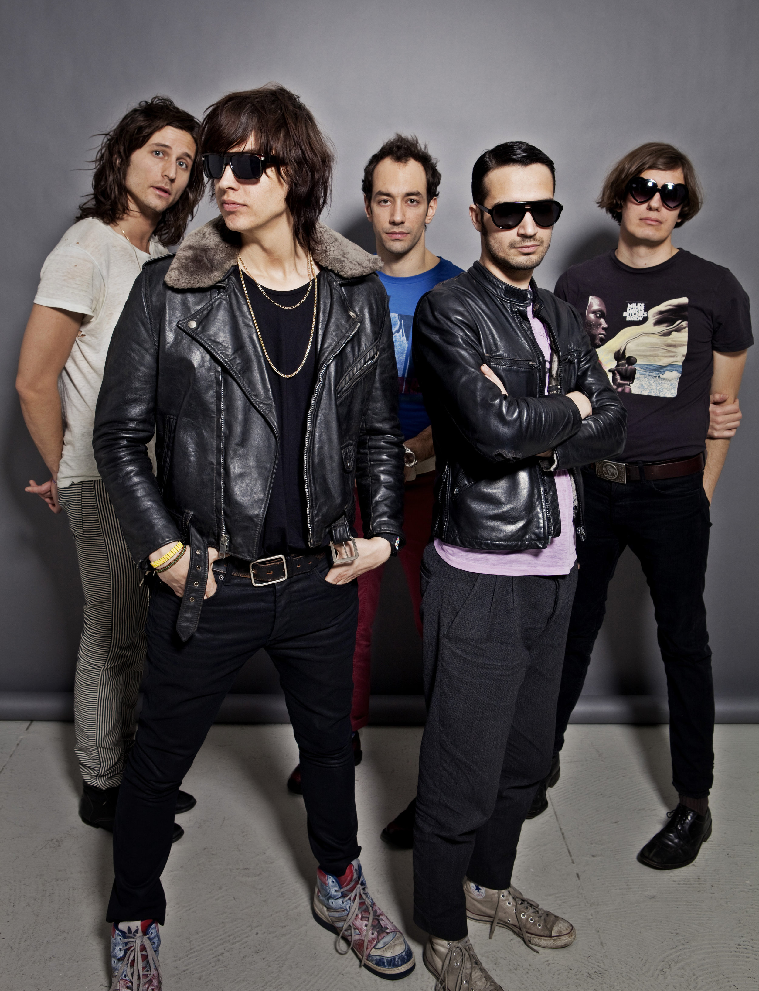 The Strokes, New York City, 2011
